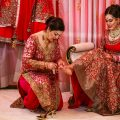 11 Stylish Indian Bridal Red Dress latest Images HD – indian bride photos