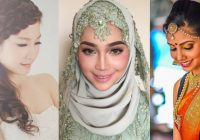 12 Amazingly Talented Malaysian Bridal Makeup Artists – indian bridal in kl