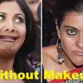15 Bollywood Actresses Without Makeup 2018 – YouTube – bollywood stars without makeup