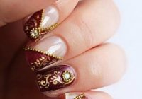 15 Bridal Nail art designs | Indian Makeup and Beauty Blog ..