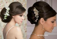 15 Photo of Indian Updo Hairstyles – indian bridal updo
