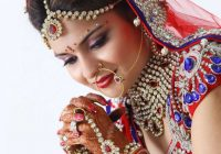 16 best images about Bridal Makeup on Pinterest | Indian ..