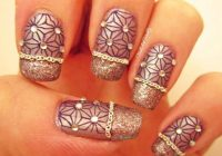 17 Cool Nail Art Designs For The Indian Bride – indian bridal nail art designs