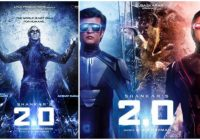 2.0 New Posters Alert! Presenting Rajinikanth as Chitty … – new bollywood movie 2