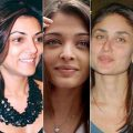 20 Bollywood Actresses With And Without Makeup – YouTube – bollywood actress makeup games