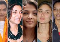 20 Bollywood Actresses With And Without Makeup – YouTube – bollywood celebrity makeup games
