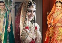 21 Famous Bollywood Divas And Their Wedding Day Look ..