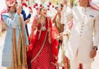 25 Awesome Bridal Entry Song Options For Your 2018 Wedding! – indian bridal entry songs