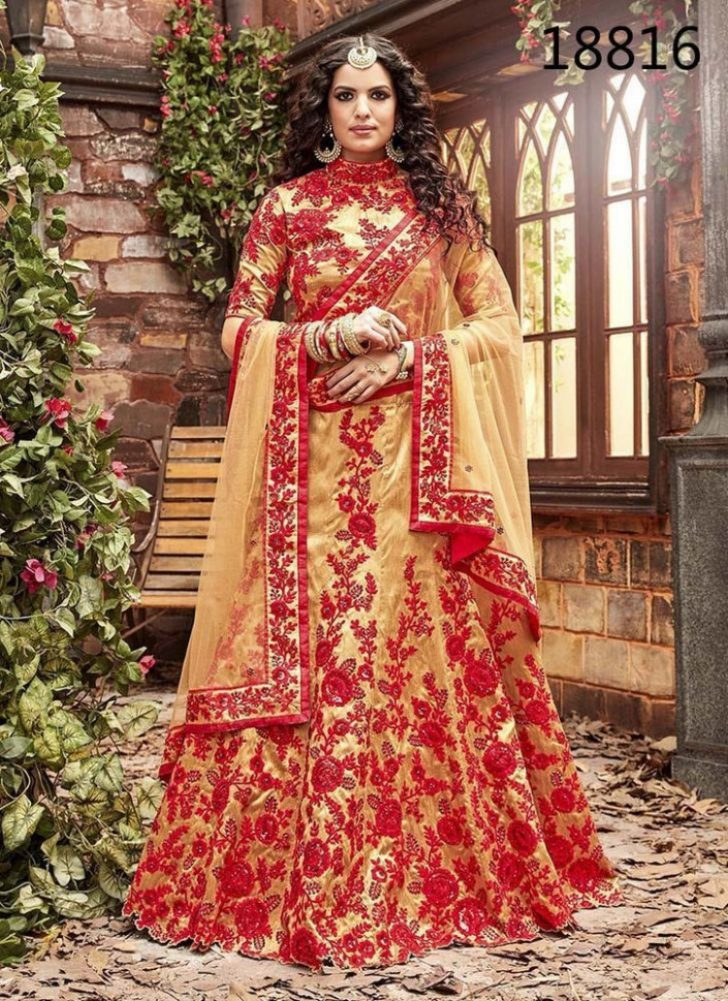 Permalink to Indian Bollywood Wedding Dresses