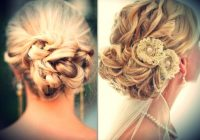 30 Indian bridal hairstyles inspiration – Sleek and ..