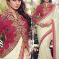 30 Latest High Neck Blouse Designs for Sarees || # ..