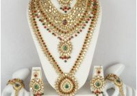 37 best Indian Bridal Necklace Jewelry Set images on ..
