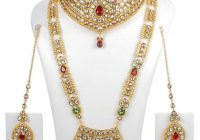 376 Indian Bollywood Style Fashion Gold Plated Bridal ..