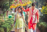 4 Creative Bridal Entry Ideas for your Mehendi Function ..