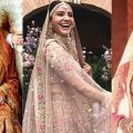 5 Bollywood brides who stunned us with their wedding looks ..