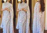 5 Exciting New Ways Of Draping Your Saree! | POPxo – bollywood mumtaz style saree draping