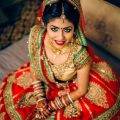 5 Trending Lehenga Colours for the Modern Indian Bride – Blog – indian bride photos
