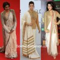 6 Ways of using a 'Jacket Blouse' to style your saree ..