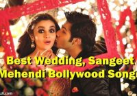 60 Dance songs For wedding Sangeet (Wedding Songs Hindi ..