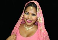 60s & 70s Inspired Indian/Bollywood bridal makeup – YouTube – bollywood inspired makeup