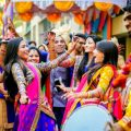 7 Amazing (and Trending) Bridal Entry Ideas For Indian Bride – wedding entry songs bollywood
