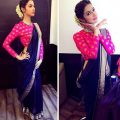 71 best Saree Draping Styles images on Pinterest | India ..