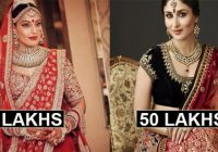 8 Most Expensive Wedding Dresses Worn By Bollywood ..