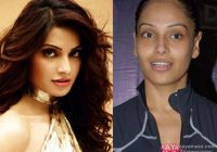 8 Shocking Photos of Bollywood Actresses Without Makeup ..