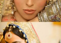9 Indispensible Bridal Eye Makeup Tips For Invigorating Eyes – indian bridal eye makeup for small eyes