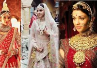 9 Most Expensive Wedding Dresses Of Bollywood Actresses ..