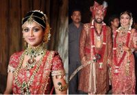 9 most expensive wedding dresses worn by Bollywood ..