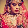 92 best Bridal Make up images on Pinterest | Indian bridal ..
