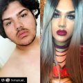 94 best Boy to Girl images on Pinterest – boy to girl transformation bollywood makeup