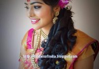 95+ Indian Bridal Hairstyles For Long Hair For Reception ..