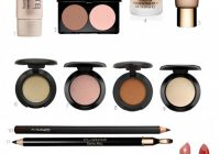 a list of makeup products – Style Guru: Fashion, Glitz ..