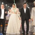 A sizzling Sonam kapoor at Wedding of the Year fashion ..