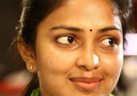 Actress Amala Paul Without No Makeup Face Closeup ..