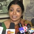 Actress Jeevitha Rajasekhar Responds On Tollywood @Drugs ..