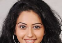 Actress Rakul Preet Singh Hot Face Close Up Photoshoot ..