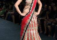 Actress Zareen khan in Indian bridal Lehenga,www.ozyle.com ..
