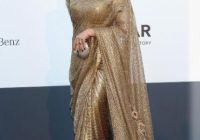 Aishwarya Rai in Golden saree – golden saree bollywood
