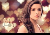 Alia Bhatt Indian Bollywood Actress HD Wallpapers Video ..