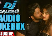 Allu Arjun's Duvvada Jagannadham (DJ) Movie Mp3 Songs Download – dj tollywood movie download