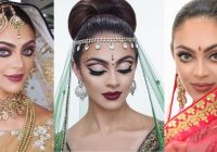 Amazing Indian Bollywood Bridal MakeUp Compilation ..