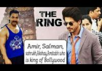 Amir khan new king of Bollywood | akshay,sahrukh,Salman ..
