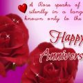 Anniversary SMS, Wish Your Partner A Happy Anniversary ..