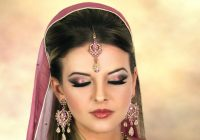 Asian/ Pakistani/ Indian/ Arabic Bridal Makeup – Pink and ..
