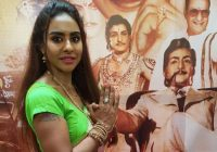 Aspiring Telugu actress strips to protest casting couch in ..