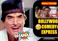 Asrani Comedy HD | Bollywood Comedy Express | Dhamaal ..