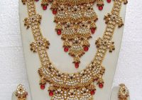 Beautiful Bridal Necklace Sets – Top Pakistan – indian bridal base price in pakistan